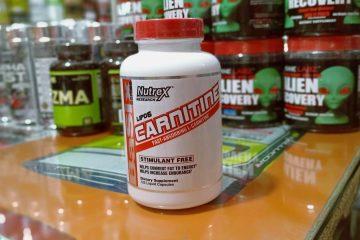 Хочу поделиться впечатлениями о биологически активной добавке к пище Липо-6 карнитин производителя Nutrex
