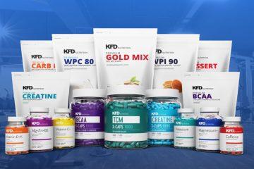 KFD Nutrition Premium WPC 80