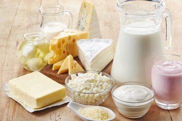 Месяц без молочных продуктов
