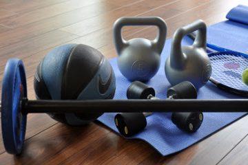 Занятия спортом тонизируют мышцы